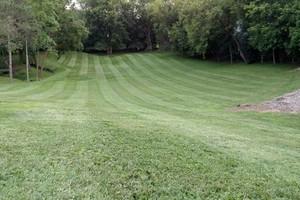 Photo #2: Jim's Lawn and Landscape