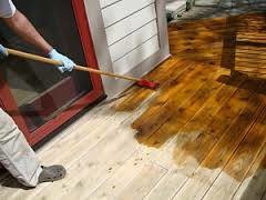 Photo #3: WINDOW AND GUTTER CLEANING , DECK STAIN
