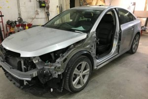 Photo #2: Legend Auto Body. Quality Collision Repairs