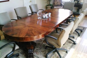 Photo #7: Willy's Wood Restoration LLC, Furniture Repair and Restoration