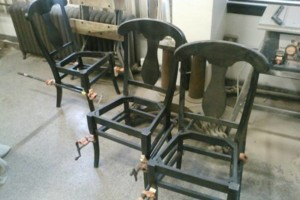 Photo #3: Willy's Wood Restoration LLC, Furniture Repair and Restoration