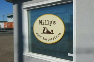 Photo #1: Willy's Wood Restoration LLC, Furniture Repair and Restoration