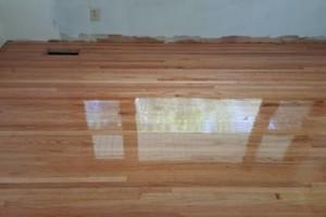 Photo #1: Jeff's Floor Refinishing - THE HARDWOOD FLOORING PROFESSIONALS
