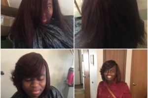 Photo #1: SEW-INs˜… INSTALLS , QUICK WEAVES... COME TO CRISSY!