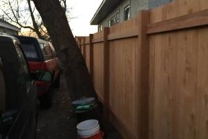 Photo #1: I will get you the fence that you wanted