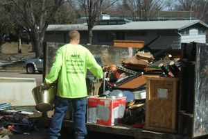 Photo #5: AACE services, Junk clean up and Dumpsters