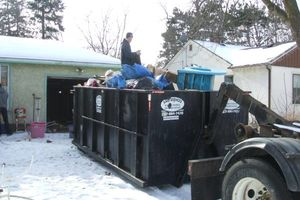 Photo #2: AACE services, Junk clean up and Dumpsters