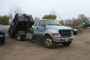 Photo #1: AACE services, Junk clean up and Dumpsters
