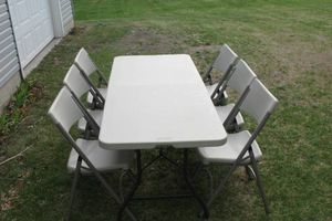Photo #2: TABLE & CHAIRS for RENT