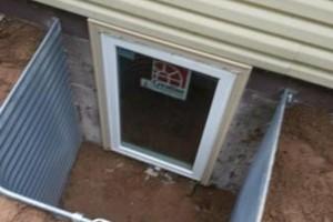 Photo #1: Quality egress windows $600! Brandon Swart B&B Construction