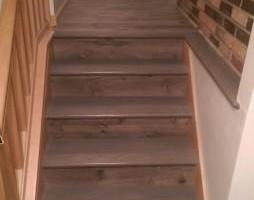 Photo #17: Vinyl, Hardwood & Laminate Flooring Installer!