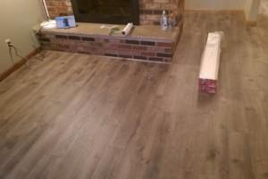 Photo #14: Vinyl, Hardwood & Laminate Flooring Installer!