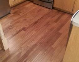 Photo #9: Vinyl, Hardwood & Laminate Flooring Installer!