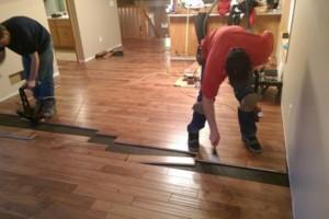 Photo #6: Vinyl, Hardwood & Laminate Flooring Installer!