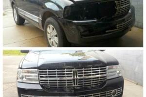 Photo #4: Okeeffes Collision . $325 Bumper Repair Special Auto Body Repair Deals/ Hail Damage Repair