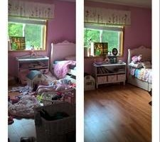 Photo #13: House Maid Cleanup LLC (bonded & insured)
