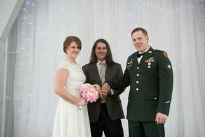 Photo #14: Getting MARRIED? WEDDING Officiant - affordable and professional