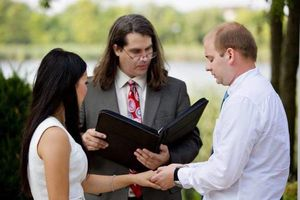 Photo #12: Getting MARRIED? WEDDING Officiant - affordable and professional