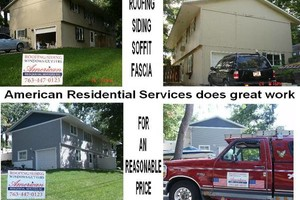 Photo #4: HIGH QUALITY ROOFING SIDING SOFFIT FASCIA & GUTTERS (AMERICAN RESIDENTIAL SERVICES Inc.)