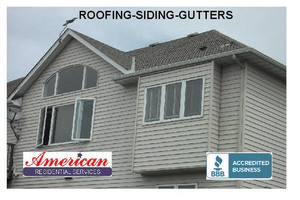 Photo #2: HIGH QUALITY ROOFING SIDING SOFFIT FASCIA & GUTTERS (AMERICAN RESIDENTIAL SERVICES Inc.)