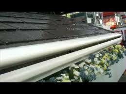 Photo #1: Hallett Gutter Cover...... the ultimate in leaf control