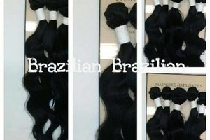Photo #1: REMI/BRAZILIAN/ INDIAN/ HAIR EXTENSIONS