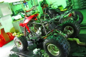 Photo #1: 4 Wheeler, UTV & Dirtbike - Flat Rate!