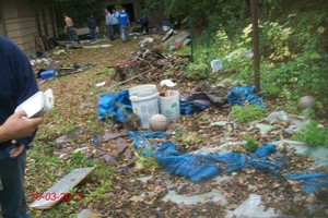 Photo #20: Spring clean ups, junk removal.. Book NOW!