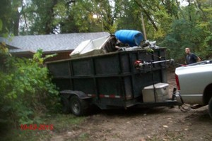 Photo #17: Spring clean ups, junk removal.. Book NOW!