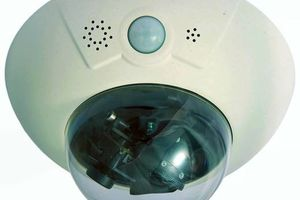 Photo #3: High-Definition IP Video Surveillance Installation