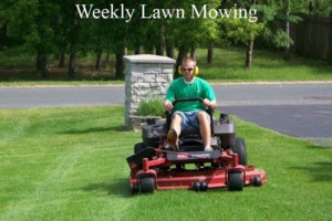 Photo #7: RING LAWN CARE ~ RESIDENTIAL & COMMERCIAL LAWN CARE ~ LAWN MOWING
