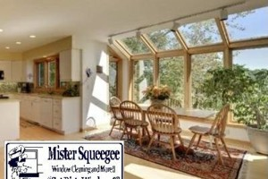 Photo #4: Mister Squeegee - Window Cleaning and more! Spring is here!