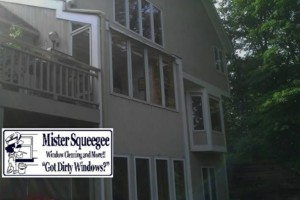 Photo #1: Mister Squeegee - Window Cleaning and more! Spring is here!