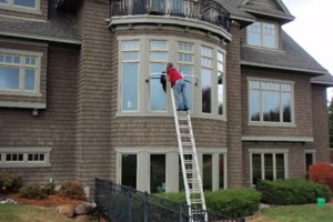 Photo #3: Windows of Hope Services - Window Washing, Gutter Cleaning...