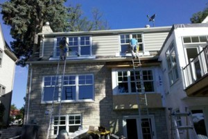 Photo #1: Windows of Hope Services - Window Washing, Gutter Cleaning...