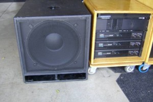 Photo #6: Sound Guy / PA speakers / electronics for Rent