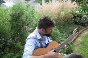 Photo #1: Classical Guitarist Available for Weddings and Events!