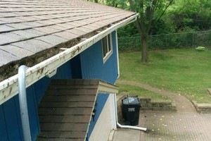 Photo #2: Affordable gutter cleaning & tune up