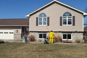 Photo #4: Prime Property Services. Window Cleaning & Pressure Washing