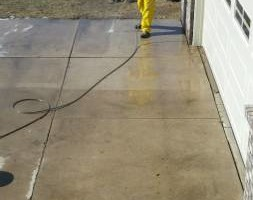 Photo #1: Prime Property Services. Window Cleaning & Pressure Washing