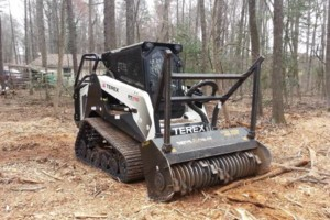 Photo #1: Quick N' Clean Services - Mulching/Brush Removal/Land Clearing