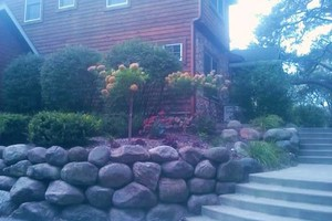 Photo #6: Joes Garden Design and maintenance