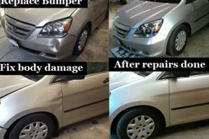 Photo #2: WADES AUTO BODY REPAIR - SAVE MONEY