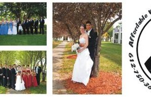 Photo #1: Wedding/Event Photography - $750/Trade?
