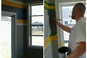 Photo #4: Leave the painting for the professionals. Call Pro-Edge Painting Today!