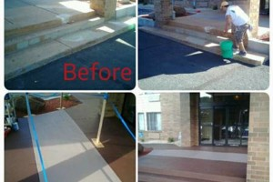 Photo #3: Leave the painting for the professionals. Call Pro-Edge Painting Today!