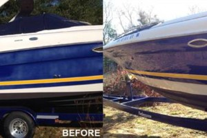 Photo #1: Profesional Cars & boats detail services