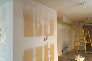 Photo #1: Platinum Drywall Professional
