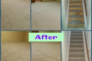 Photo #3: Experienced carpet installer. Free estimates!