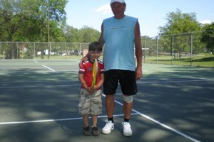 Photo #8: Former professional tennis player
